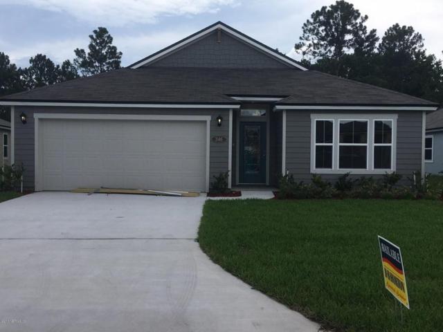 326 Green Turtle Ln, St Augustine, FL 32086 (MLS #917112) :: EXIT Real Estate Gallery