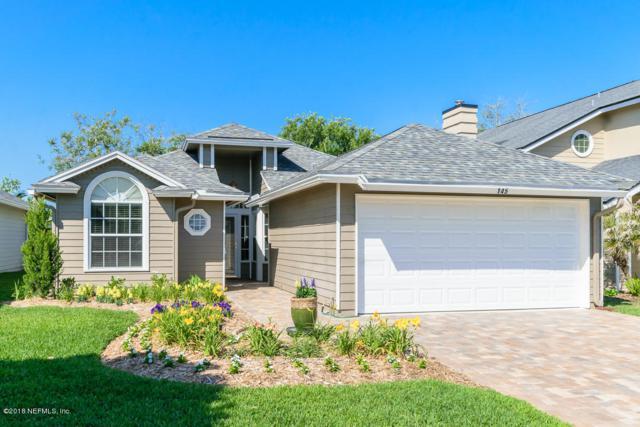 145 Patrick Mill Cir, Ponte Vedra Beach, FL 32082 (MLS #929431) :: Pepine Realty