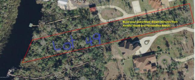 0 Meadowfield Bluffs Rd, Yulee, FL 32097 (MLS #934085) :: The Hanley Home Team