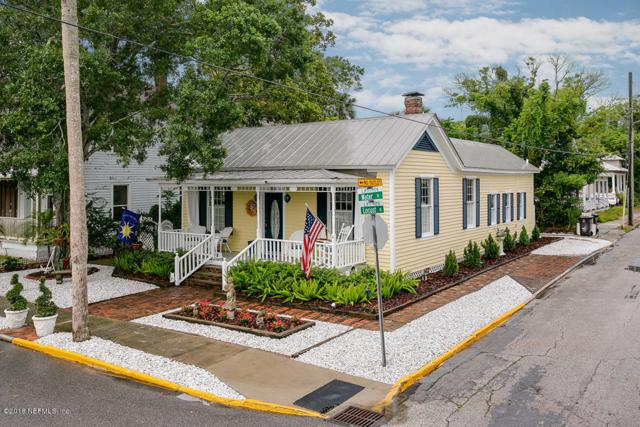 60 Water St, St Augustine, FL 32084 (MLS #937388) :: EXIT Real Estate Gallery