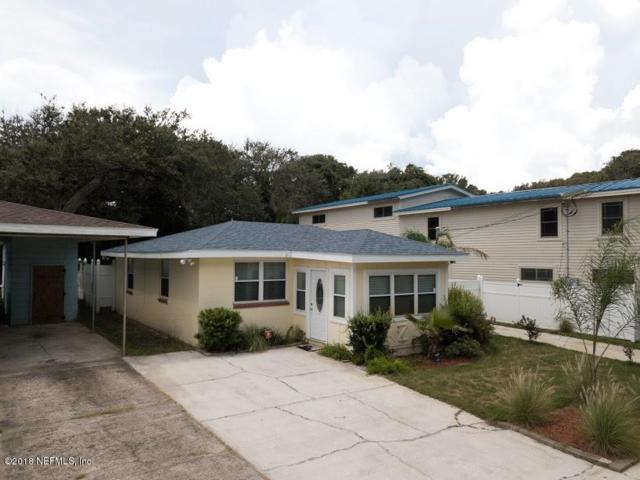 1748 Lewis St, Fernandina Beach, FL 32034 (MLS #938673) :: Memory Hopkins Real Estate