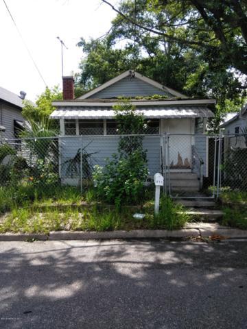 811 Rushing St, Jacksonville, FL 32209 (MLS #940749) :: Florida Homes Realty & Mortgage