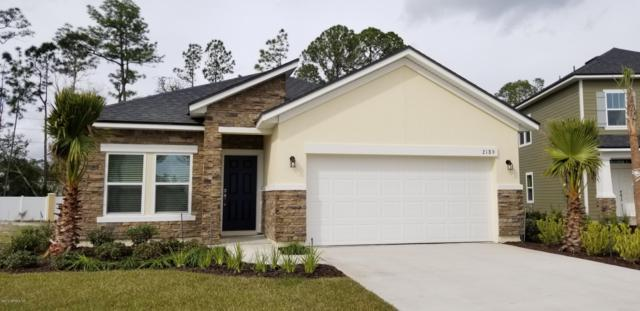 2189 Eagle Talon Cir, Fleming Island, FL 32003 (MLS #944240) :: Ancient City Real Estate