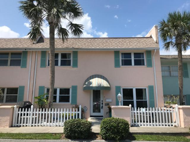 2233 Seminole Rd #32, Atlantic Beach, FL 32233 (MLS #945640) :: 97Park