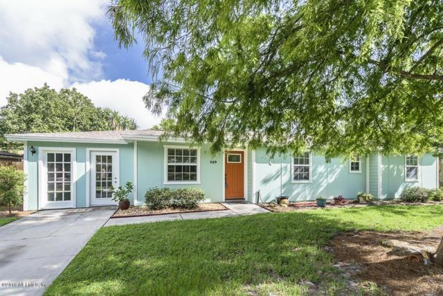 589 Clipper Ship Ln, Atlantic Beach, FL 32233 (MLS #945891) :: Pepine Realty