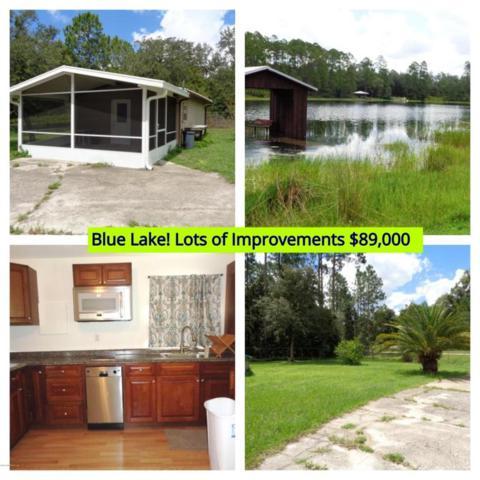 286 Blue Lake Dr, Hawthorne, FL 32640 (MLS #950424) :: Memory Hopkins Real Estate
