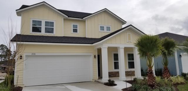 2170 Eagle Talon Cir, Fleming Island, FL 32003 (MLS #952290) :: Ancient City Real Estate