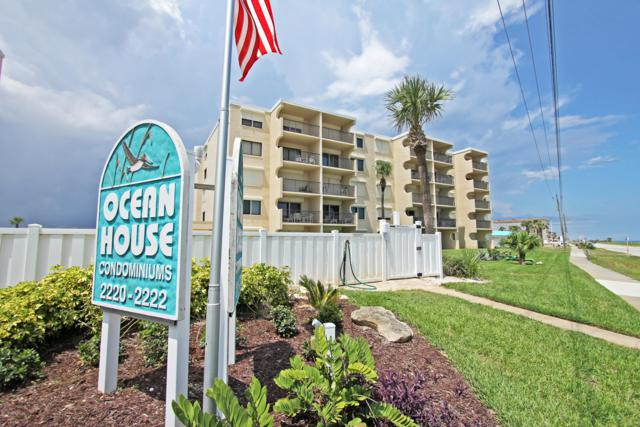2222 Ocean Shore Blvd B205, Ormond Beach, FL 32176 (MLS #953187) :: EXIT Real Estate Gallery