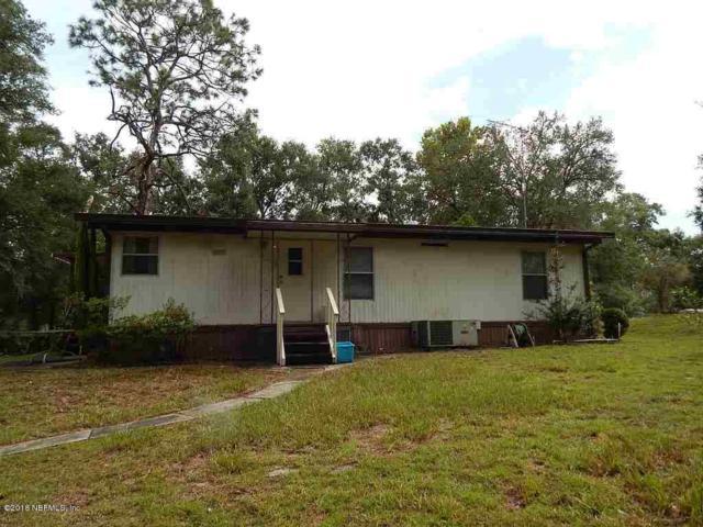 142 Prior St, Pomona Park, FL 32181 (MLS #953548) :: EXIT Real Estate Gallery