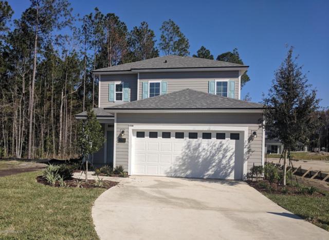 144 Cottage Link Walk, St Augustine, FL 32092 (MLS #954410) :: Berkshire Hathaway HomeServices Chaplin Williams Realty