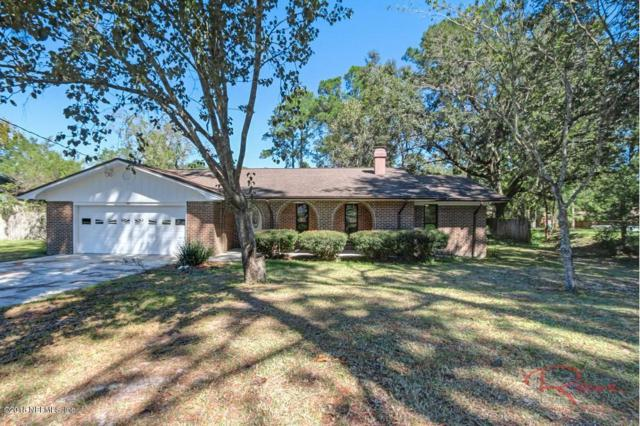 961 Hibernia Forest Dr, Fleming Island, FL 32003 (MLS #954411) :: EXIT Real Estate Gallery