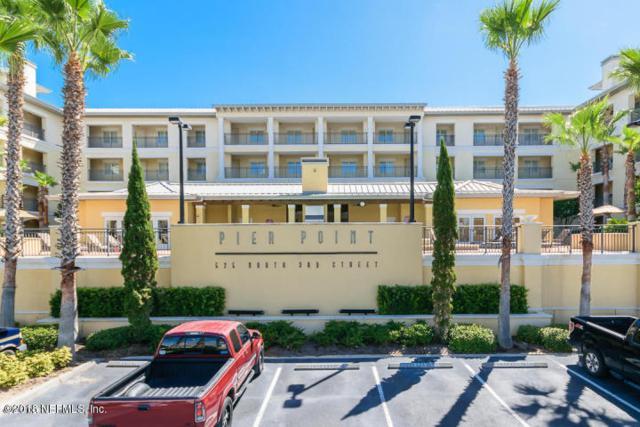 525 3RD St N #408, Jacksonville Beach, FL 32250 (MLS #955934) :: Memory Hopkins Real Estate