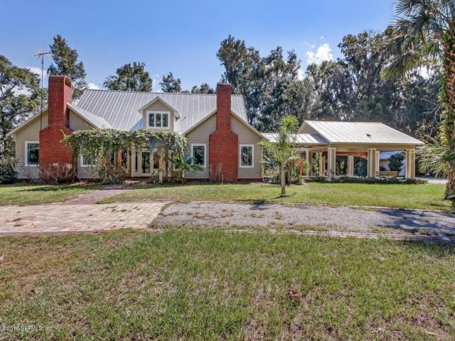 595 W River Rd, Palatka, FL 32177 (MLS #961312) :: EXIT Real Estate Gallery
