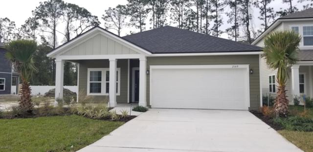 2149 Eagle Talon Cir, Fleming Island, FL 32003 (MLS #962940) :: The Hanley Home Team