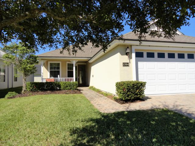 1504 Valhalla Way, St Augustine, FL 32092 (MLS #963289) :: Florida Homes Realty & Mortgage
