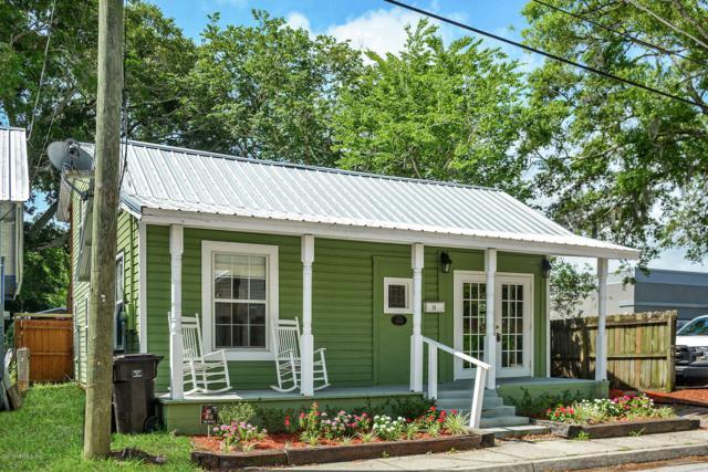 35 Bernard St, St Augustine, FL 32084 (MLS #963596) :: Florida Homes Realty & Mortgage