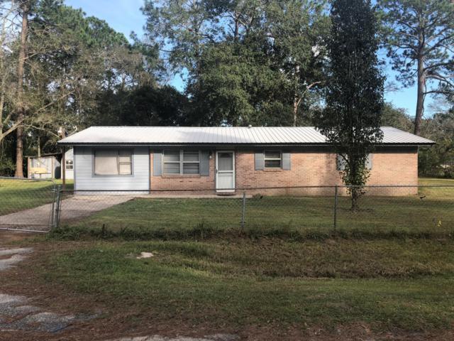 8813 W Ben Rowe Cir, Macclenny, FL 32063 (MLS #964108) :: Memory Hopkins Real Estate