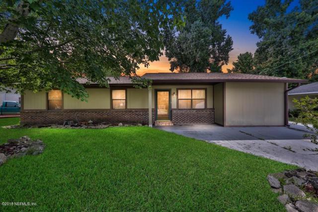 493 Sally St, GREEN COVE SPRINGS, FL 32043 (MLS #966112) :: CenterBeam Real Estate