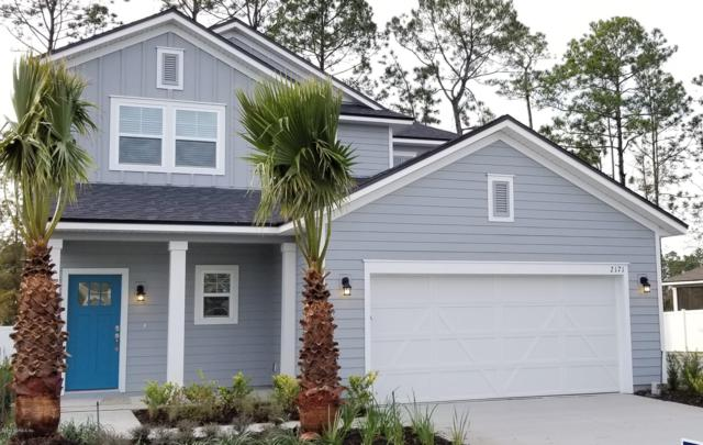 2171 Eagle Talon Cir, Fleming Island, FL 32003 (MLS #966890) :: The Hanley Home Team