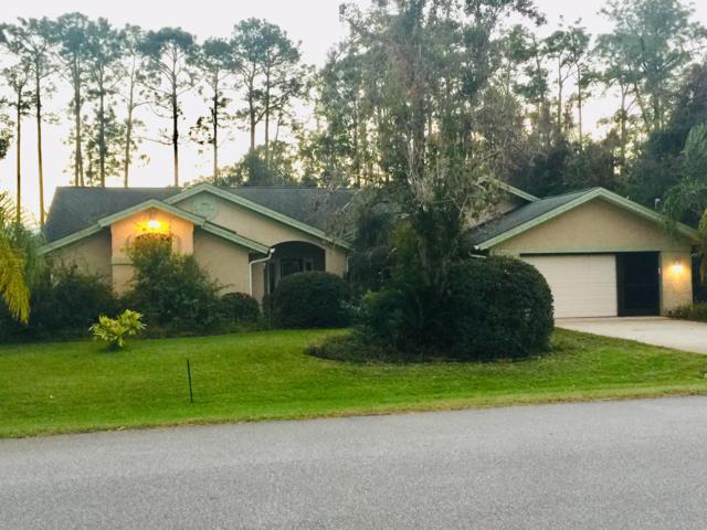 107 Forest Hill Dr, Palm Coast, FL 32137 (MLS #968933) :: CrossView Realty