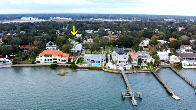 122 Marine St, St Augustine, FL 32084 (MLS #969227) :: Memory Hopkins Real Estate