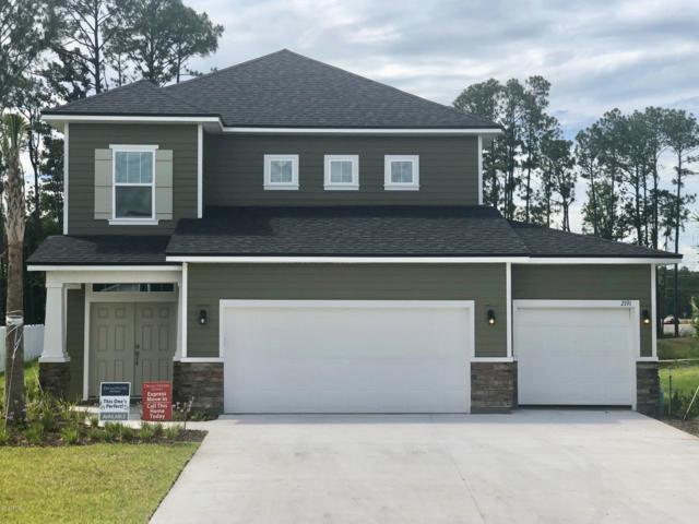 2191 Eagle Talon Cir, Fleming Island, FL 32003 (MLS #970414) :: The Hanley Home Team