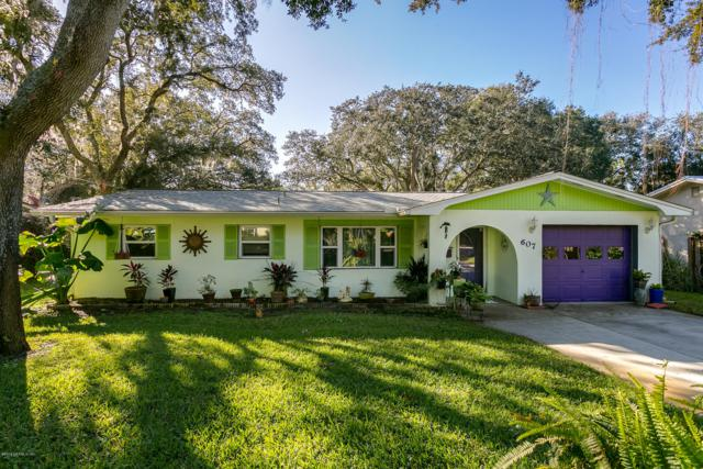 607 Mariposa St, St Augustine, FL 32080 (MLS #975152) :: Noah Bailey Real Estate Group