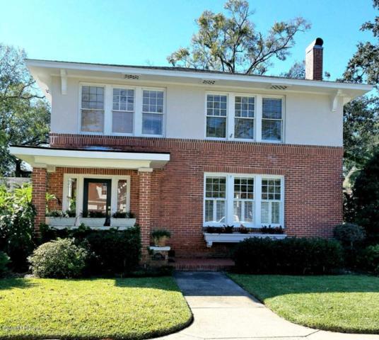1444 Avondale Ave, Jacksonville, FL 32205 (MLS #975558) :: Summit Realty Partners, LLC