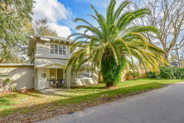 843 West St, Jacksonville, FL 32204 (MLS #978638) :: Jacksonville Realty & Financial Services, Inc.