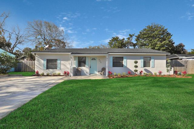 605 Barbara Ln, Jacksonville Beach, FL 32250 (MLS #983553) :: EXIT Real Estate Gallery