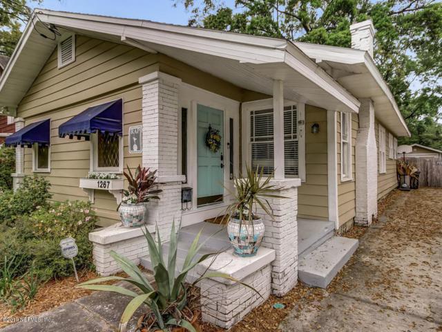 1267 Talbot Ave, Jacksonville, FL 32205 (MLS #984232) :: CrossView Realty