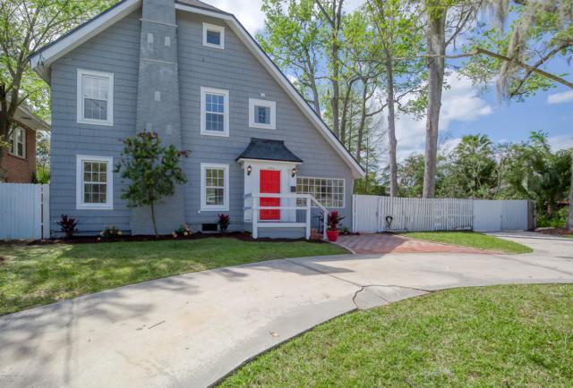 1226 Willow Branch Ave, Jacksonville, FL 32205 (MLS #984699) :: The Hanley Home Team