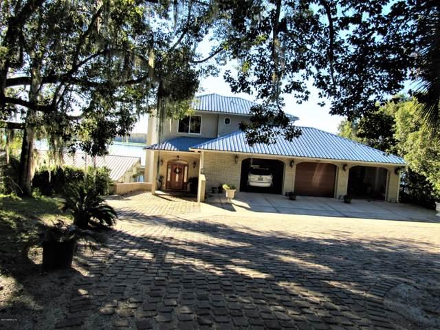 703 Front St, Welaka, FL 32193 (MLS #987645) :: Memory Hopkins Real Estate