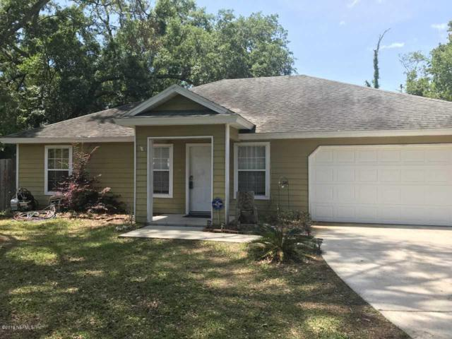 12332 Naomi Dr, Jacksonville, FL 32218 (MLS #992283) :: Memory Hopkins Real Estate