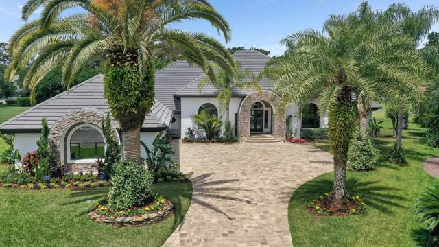 112 Carriage Ct, Ponte Vedra Beach, FL 32082 (MLS #1003126) :: The Hanley Home Team