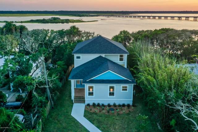 6985 Charles St, Crescent Beach, FL 32080 (MLS #1014399) :: The Newcomer Group