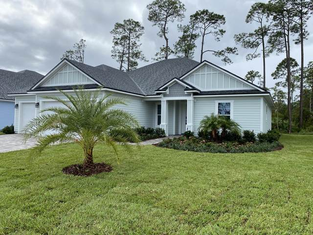 343 Pescado Dr, St Augustine, FL 32095 (MLS #1028488) :: The Perfect Place Team