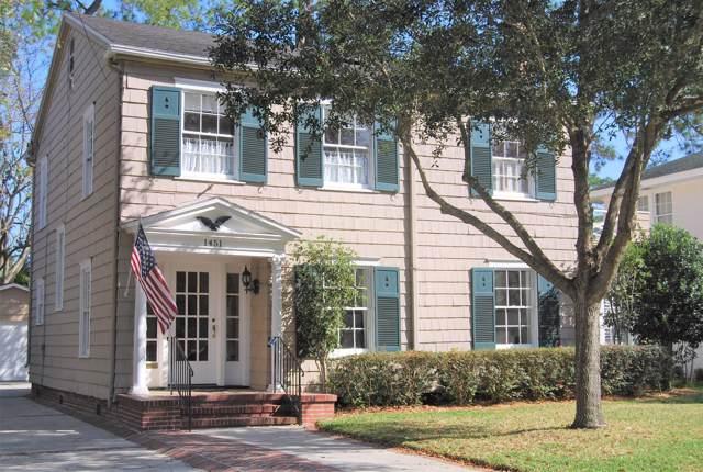 1451 Avondale Ave, Jacksonville, FL 32205 (MLS #1030169) :: EXIT Real Estate Gallery