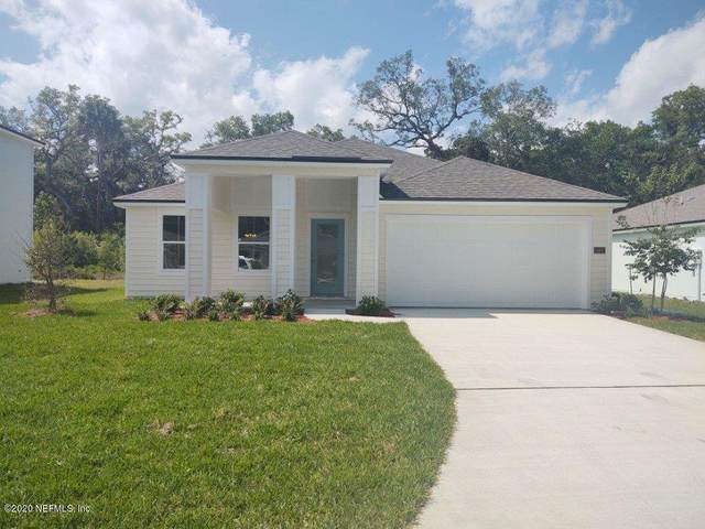 245 Chasewood Dr, St Augustine, FL 32095 (MLS #1031145) :: Bridge City Real Estate Co.