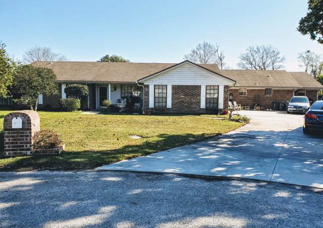 2373 Stonehaven Ct E, Orange Park, FL 32065 (MLS #1031189) :: Memory Hopkins Real Estate