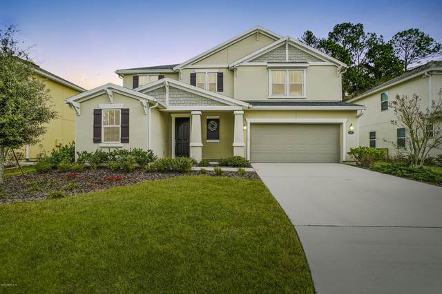 187 Heritage Oaks Dr, St Johns, FL 32259 (MLS #1036426) :: The Every Corner Team