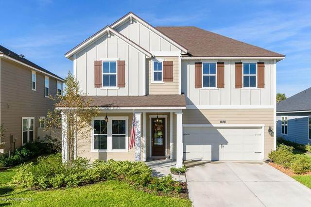 152 Willow Lake Dr, St Augustine, FL 32092 (MLS #1041547) :: Memory Hopkins Real Estate