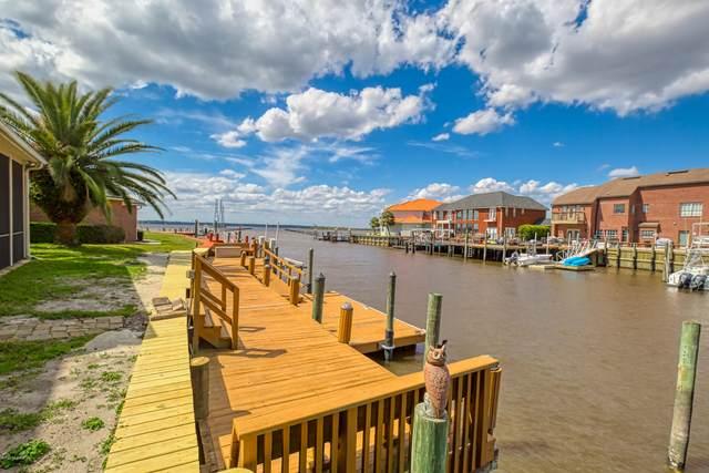 4206 Harbour Island Dr, Jacksonville, FL 32225 (MLS #1045993) :: EXIT 1 Stop Realty