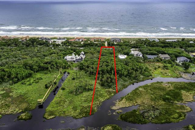 1290 Ponte Vedra Blvd, Ponte Vedra Beach, FL 32082 (MLS #1048389) :: The Coastal Home Group