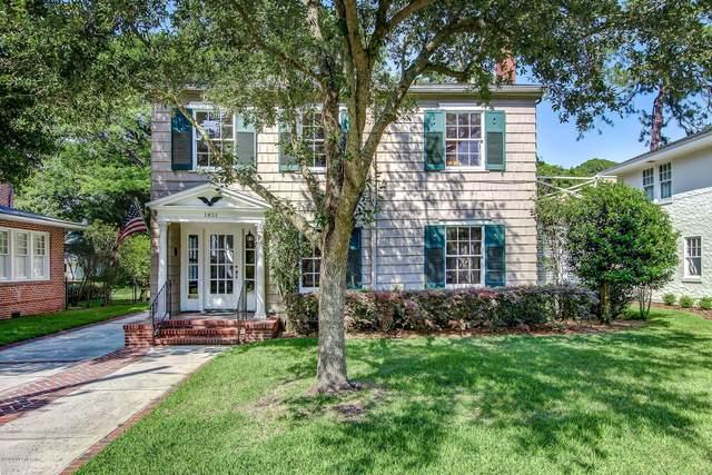 1451 Avondale Ave, Jacksonville, FL 32205 (MLS #1051262) :: Memory Hopkins Real Estate