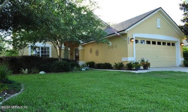 1209 Splendid Ravine St, St Augustine, FL 32092 (MLS #1061025) :: Menton & Ballou Group Engel & Völkers
