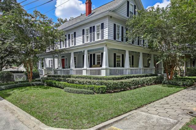 3603 Pine St, Jacksonville, FL 32205 (MLS #1064634) :: The Hanley Home Team