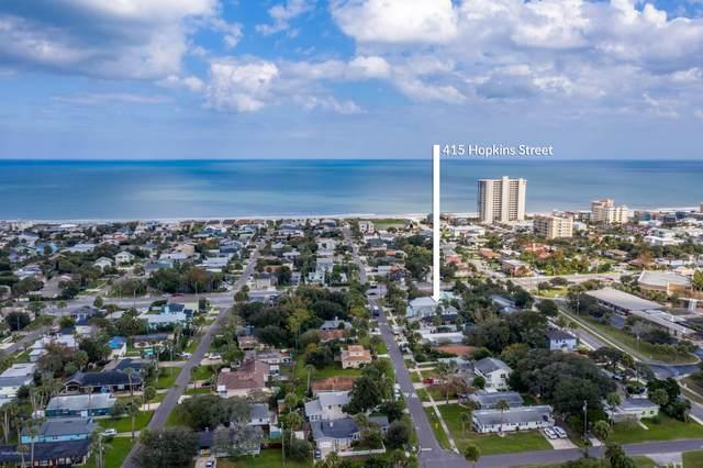 415 Hopkins St, Neptune Beach, FL 32266 (MLS #1066428) :: Oceanic Properties