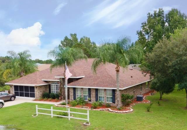 25 Buttonbush Ln, Palm Coast, FL 32137 (MLS #1067497) :: EXIT Real Estate Gallery