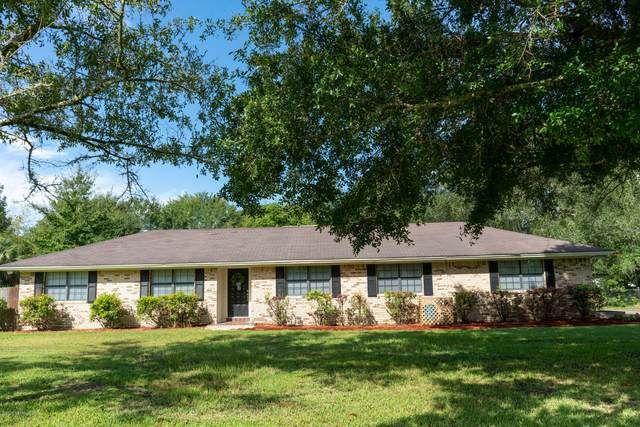 15452 NE 15TH Ave, Starke, FL 32091 (MLS #1068410) :: Momentum Realty